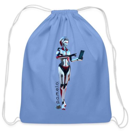 P.A.M.E.L.A. SecRT - Cotton Drawstring Bag