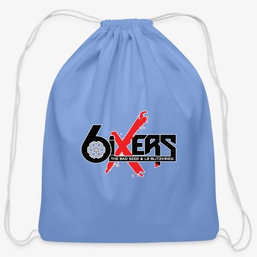 6ixersLogo - Cotton Drawstring Bag