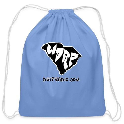 WDRP Drip Radio - Cotton Drawstring Bag