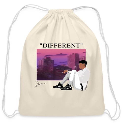 DIFFERENT - Cotton Drawstring Bag