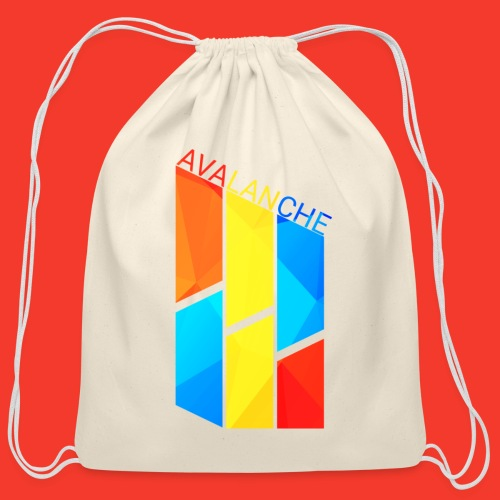 Avalanche classic - Cotton Drawstring Bag