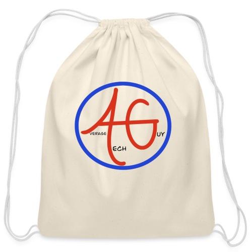 ATG Logo - Cotton Drawstring Bag