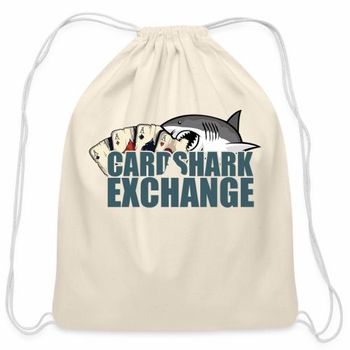 Card Shark 2 - Cotton Drawstring Bag