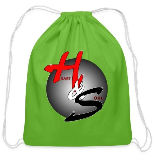 Heart & Soul Concerts official Brand Logo - Cotton Drawstring Bag