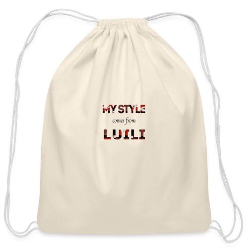 Luili - Cotton Drawstring Bag