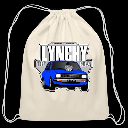 LYNCHY (THE KING) - Cotton Drawstring Bag