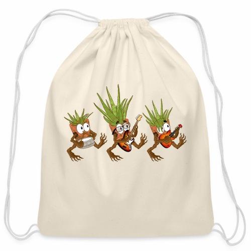 The Aloe Parade 2 - Cotton Drawstring Bag