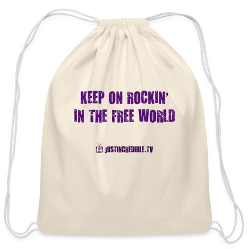 KORITFW - Cotton Drawstring Bag