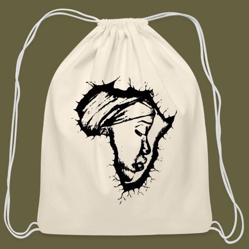 Mama Africa - Cotton Drawstring Bag
