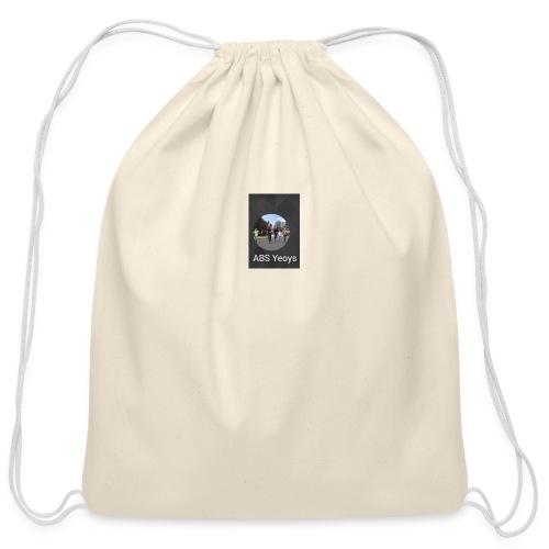 ABSYeoys merchandise - Cotton Drawstring Bag