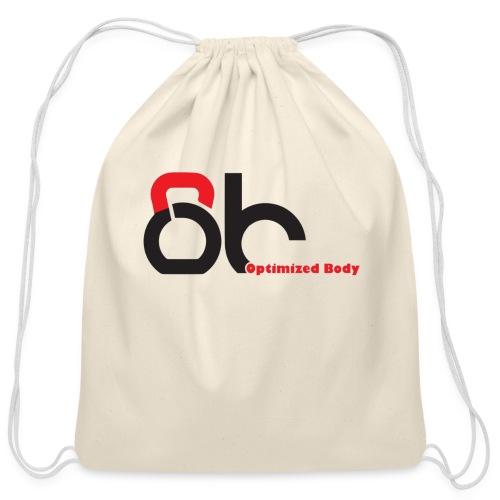 Logo Optimized Body - Cotton Drawstring Bag