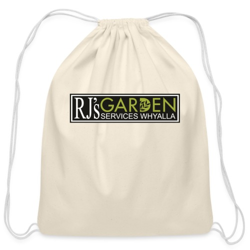 WHYALLA GARDENING - Cotton Drawstring Bag