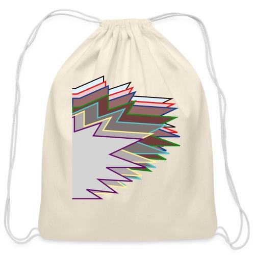 The Choleric - Cotton Drawstring Bag