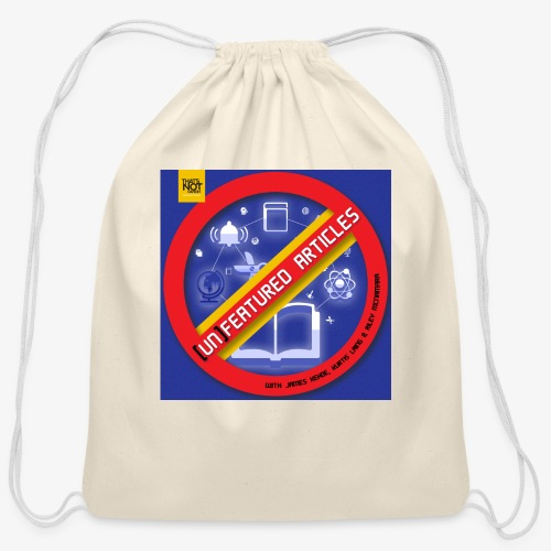 unFeatured Articles Cover - Cotton Drawstring Bag