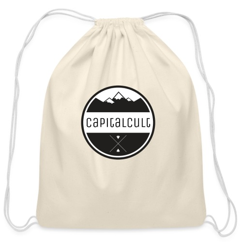 CapitalCult - Cotton Drawstring Bag
