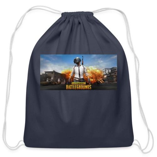 pubg 1 - Cotton Drawstring Bag