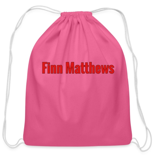 FM Logo - Cotton Drawstring Bag