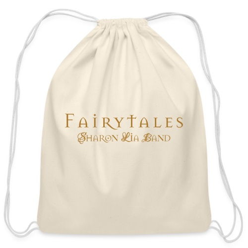 Fairy Tales Official Logo - Cotton Drawstring Bag