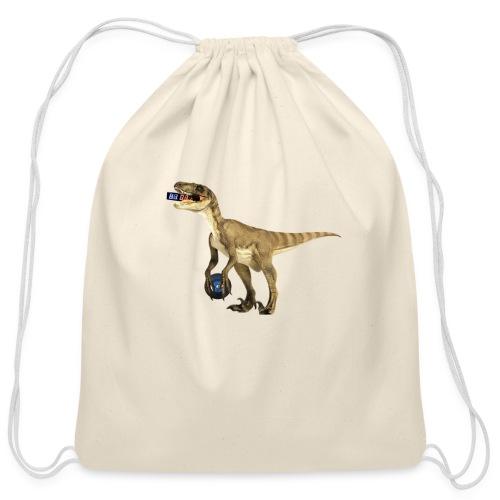 amraptor - Cotton Drawstring Bag