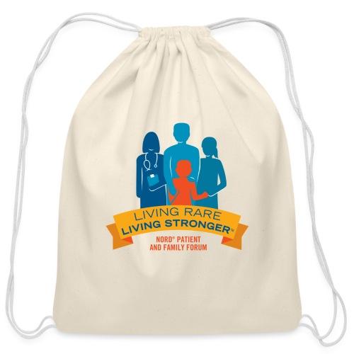LRLS Logo - Cotton Drawstring Bag