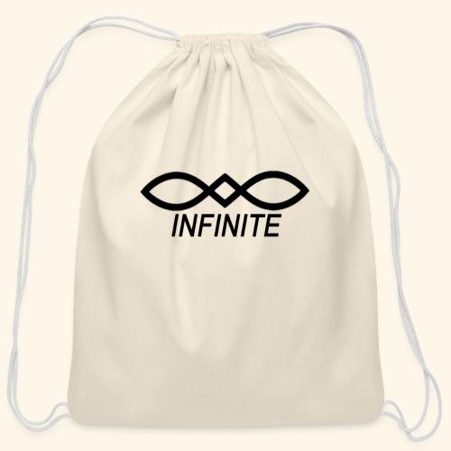 INFINITE - Cotton Drawstring Bag