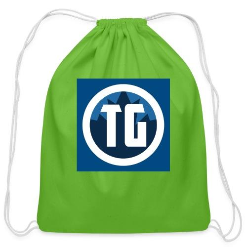 Typical gamer - Cotton Drawstring Bag
