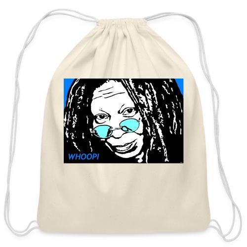 WHOOPI - Cotton Drawstring Bag