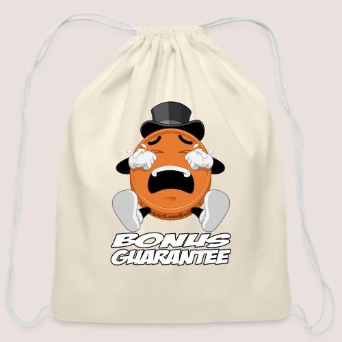 THE BONUS GUARANTEE PENNY - Cotton Drawstring Bag