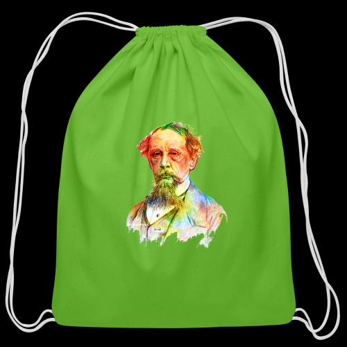 What the Dickens? | Classic Literature Lover - Cotton Drawstring Bag