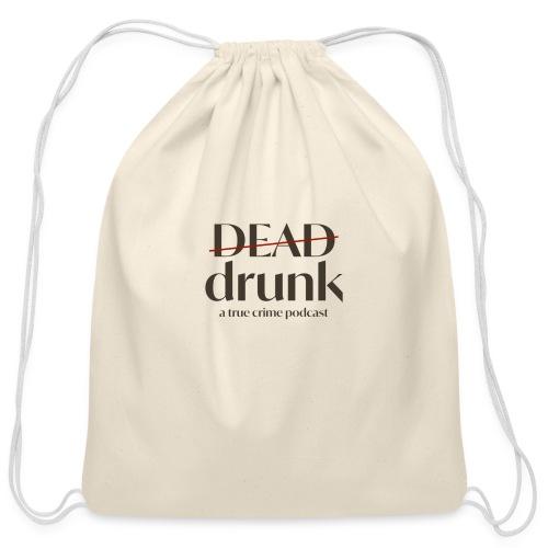 OUR FIRST MERCH - Cotton Drawstring Bag
