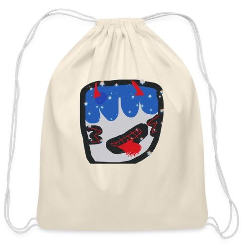 Halloween limited edition school bag - Cotton Drawstring Bag
