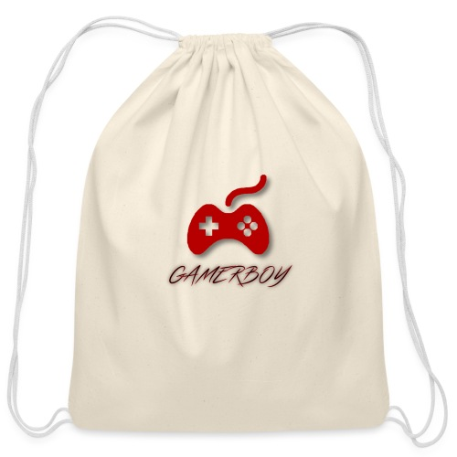 Gamerboy - Cotton Drawstring Bag