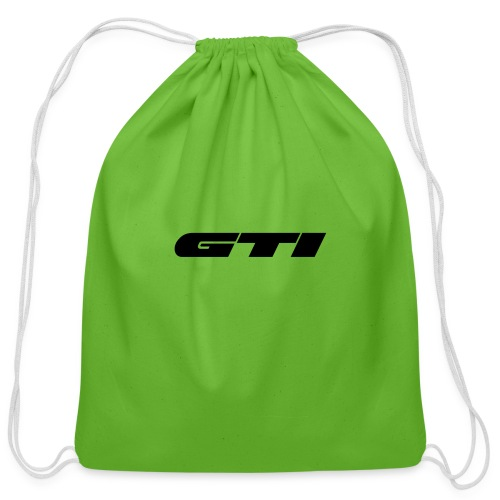 GTI - Cotton Drawstring Bag