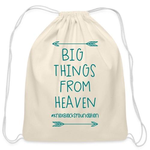 kb btfh page 1 - Cotton Drawstring Bag