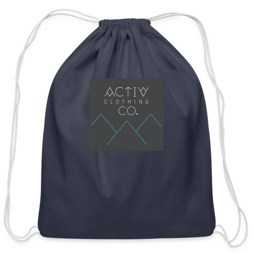 Activ Clothing - Cotton Drawstring Bag