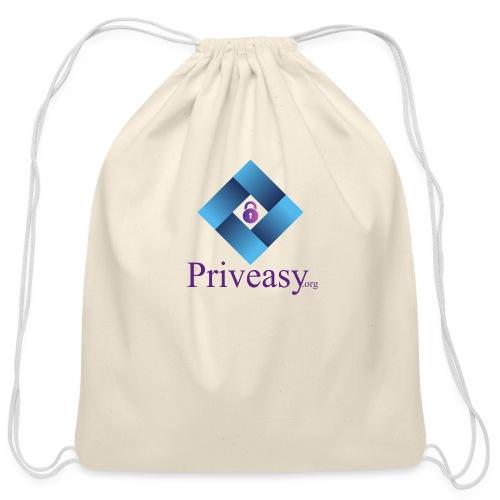 Design 2 - Cotton Drawstring Bag