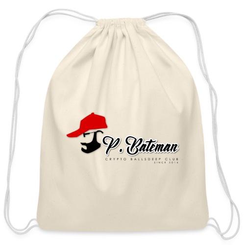 BALLSDEEP CLUB - Cotton Drawstring Bag