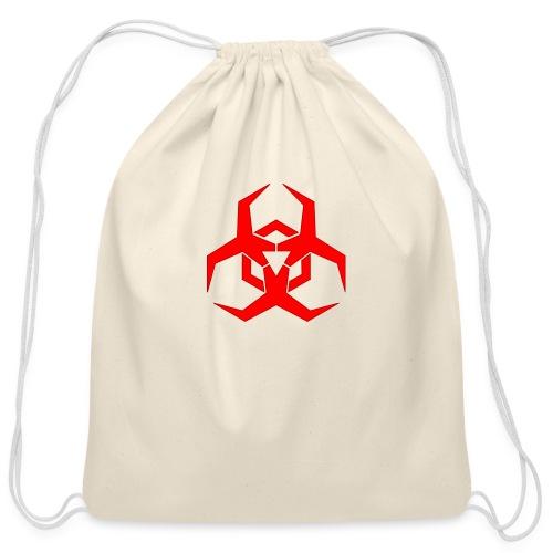 HazardMartyMerch - Cotton Drawstring Bag