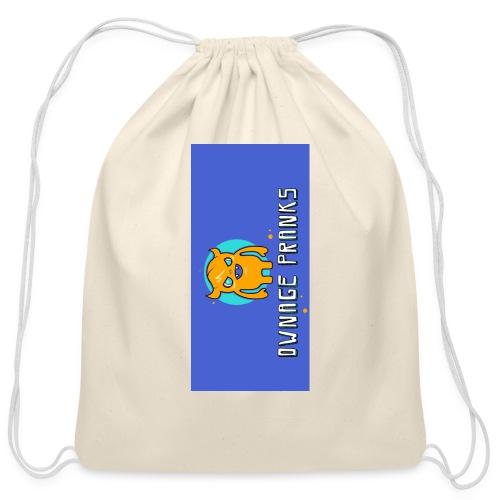 logo iphone5 - Cotton Drawstring Bag