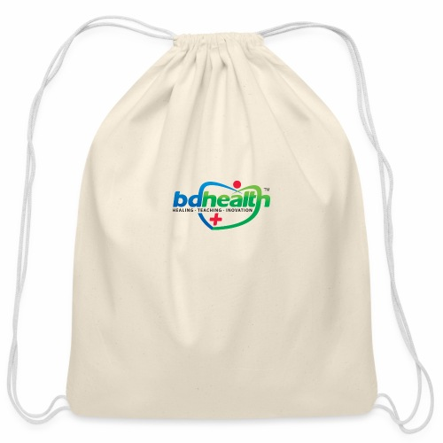 Medical Care - Cotton Drawstring Bag