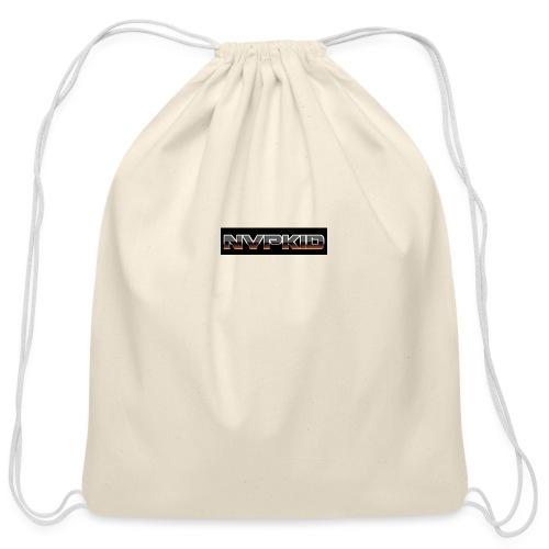 nvpkid shirt - Cotton Drawstring Bag