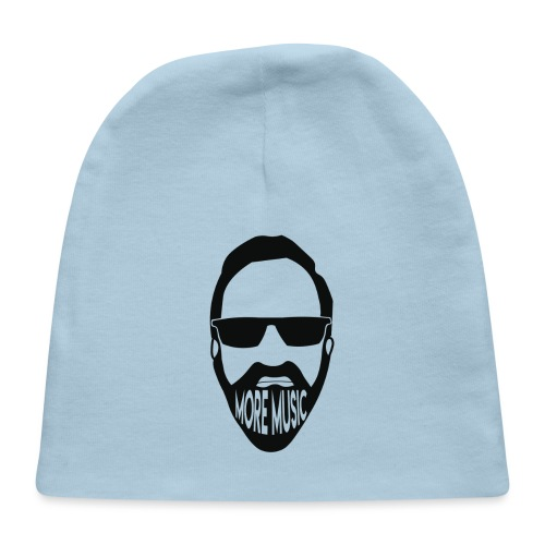 Joey D More Music front image multi color options - Baby Cap