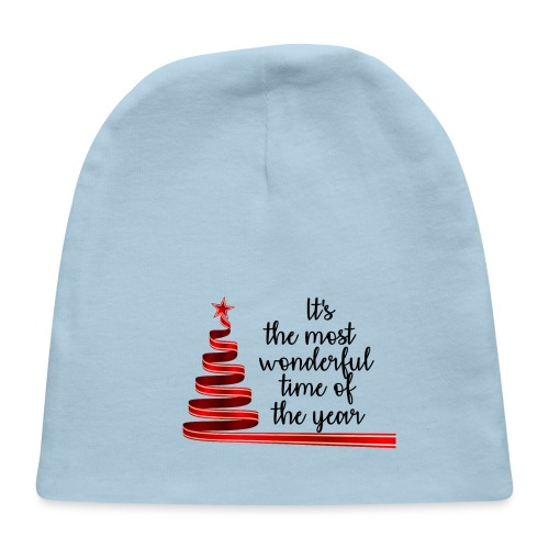 Wonderful time of the year - Baby Cap