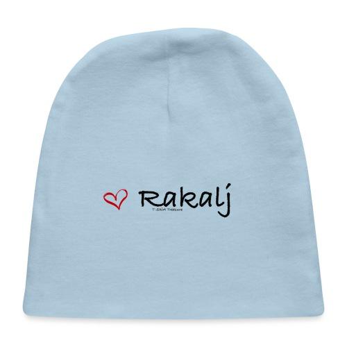 I love Rakalj - Baby Cap