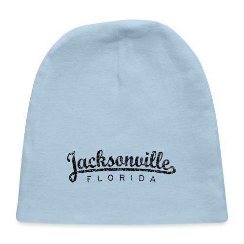 Jacksonville, Florida Classic (Ancient Black) - Baby Cap