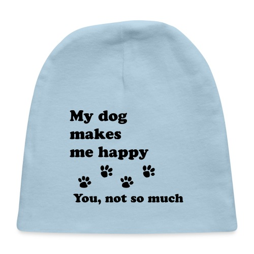 love dog 2 - Baby Cap
