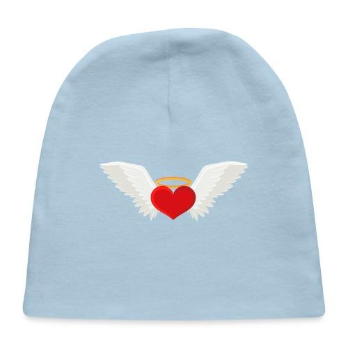 Winged heart - Angel wings - Guardian Angel - Baby Cap