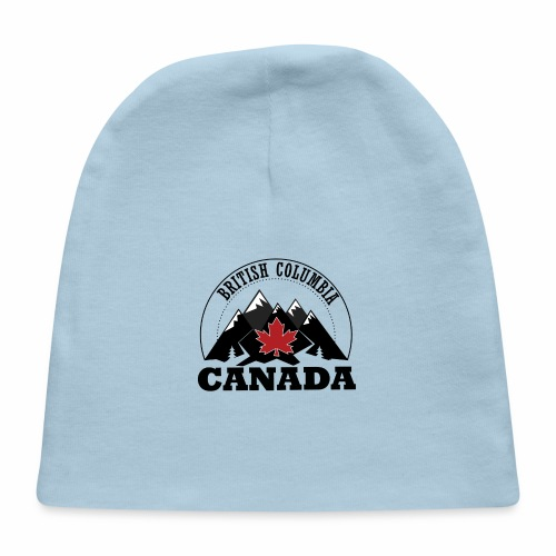 BRITISH COLUMBIA CANADA - Baby Cap