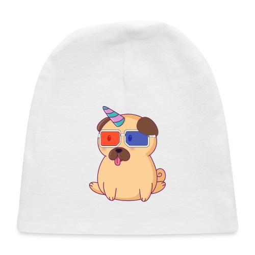 Dog with 3D glasses doing Vision Therapy! - Baby Cap