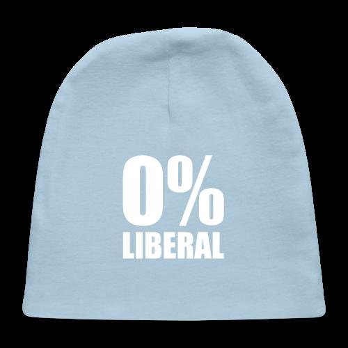 Zero Percent Liberal - Baby Cap